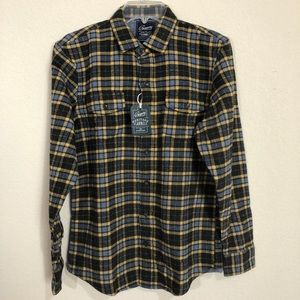 Grayers Heritage Flannel Men's Shirt NWT